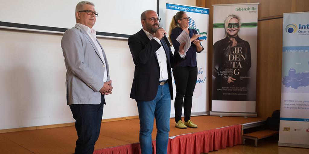 Lebenshilfe Berchtesgadener Land setzt Initiativen im Sozialraum!