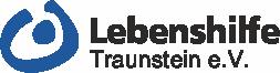 Logo und Link zur Lebenshilfe im Landkreis Traunstein