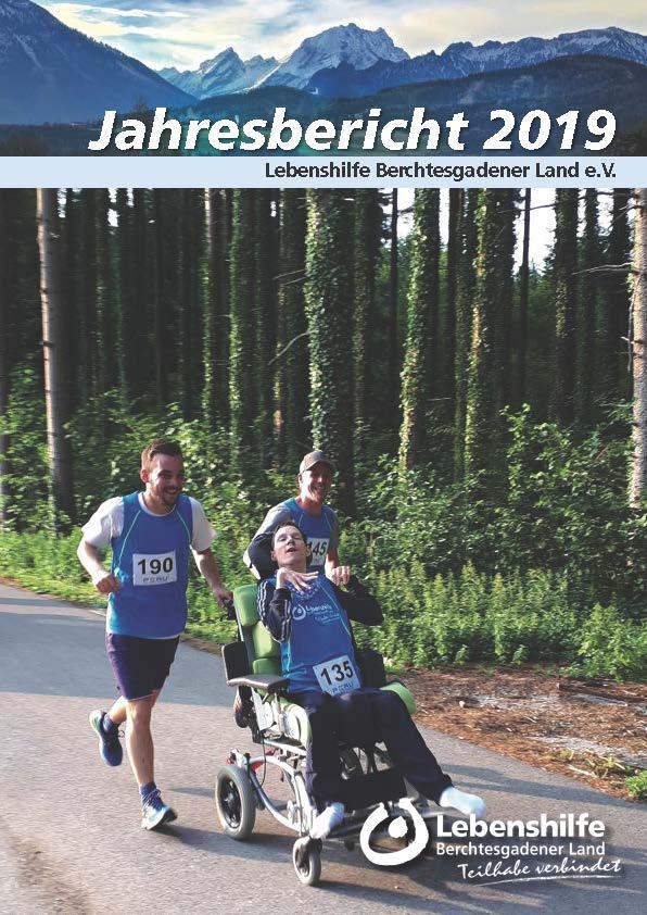 Jahresbericht 2019 der Lebenshilfe Berchtesgadener Land