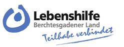 Sie sehen das Logo der Lebenshilfe Berchtesgadener Land