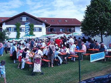 Ein Bild vom Sommerfest der Lebenshilfe Berchtesgadener Land
