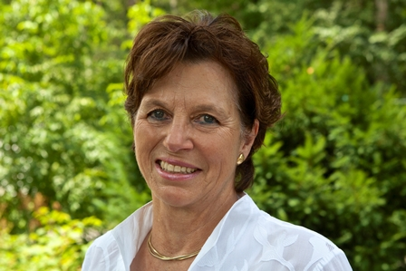 Sie sehen Dr. Helga Mohrmann, Vorstandsmitglied der Lebenshilfe BGL