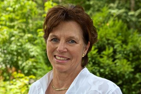 SSie sehen Frau Dr. Helga Mohrmann, Vorstandsmitglied der Lebenshilfe BGL