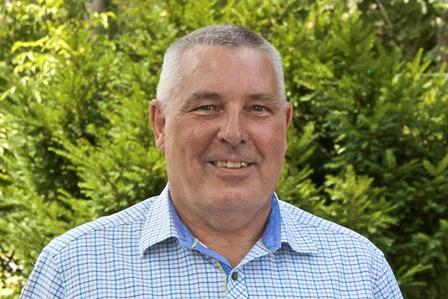 Sie sehen Franz Biok, Vorstandsmitglied der Lebenshilfe BGL