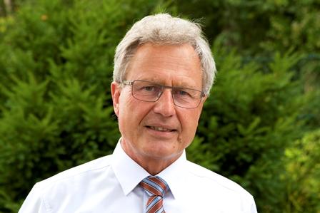 Sie sehen Hans Eschlberger, Vorstandsmitglied der Lebenshilfe BGL