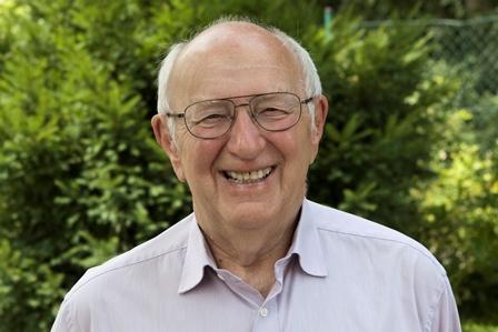 Sie sehen Oswald Lerach, den ersten vorsitzenden der Lebenshilfe BGL