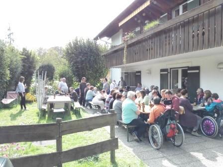 Herbstfest im Wohnhaus Oberteisendorf