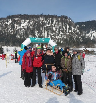Die Lebenshilfe Berchtesgadener Land bei den Special Olympics