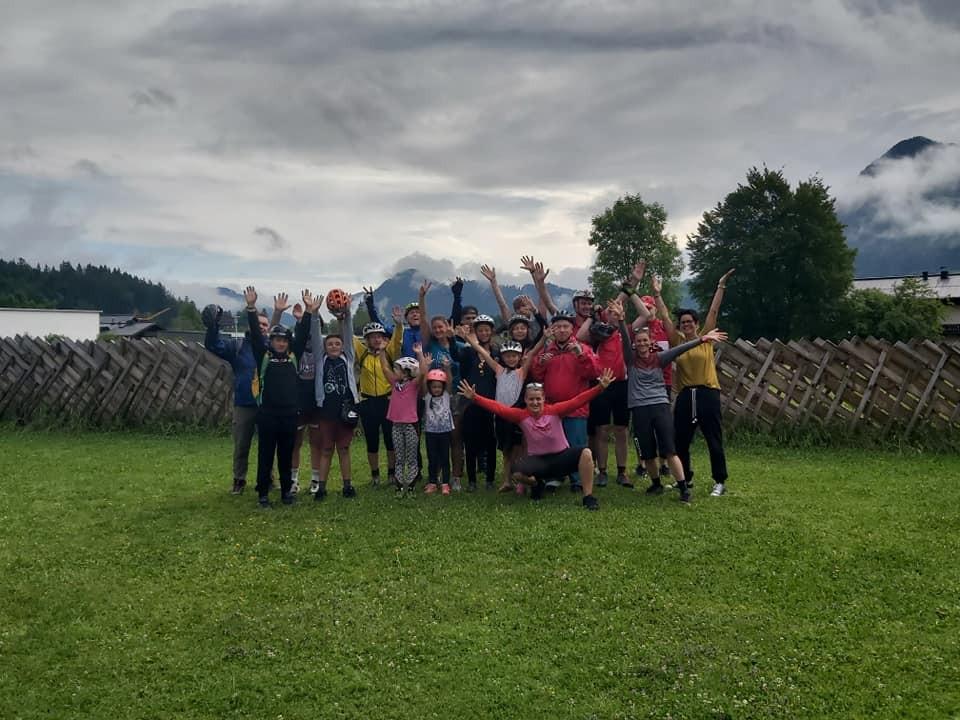 Radlfreizeit der Lebenshilfe Berchtesgadener Land