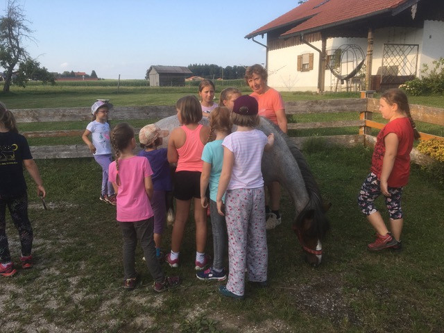 Ferienprogramm bei der Lebenshilfe Berchtesgadener Land