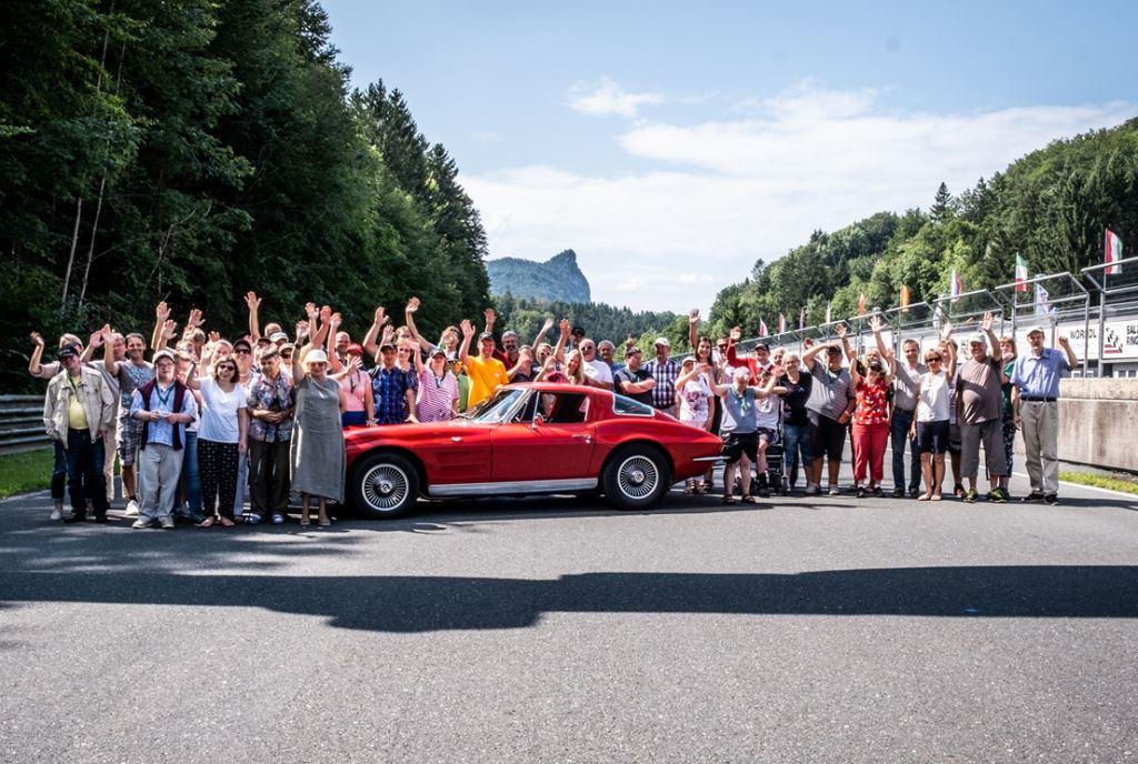 Autofahren mit Herz bei der Lebenshilfe Berchtesgadener Land