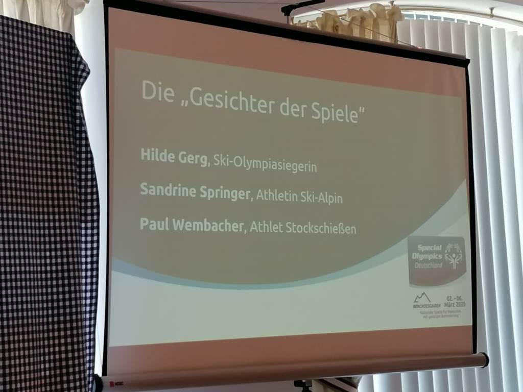 Lebenshilfe Berchtesgadener Land bereichert die Special Olympics