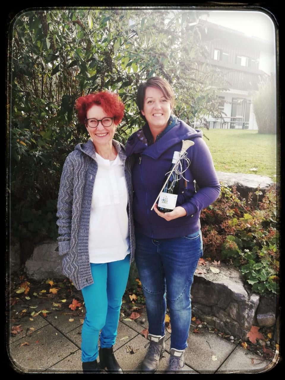 Ausgezeichnete Referenten bei der Lebenshilfe Berchtesgadener Land