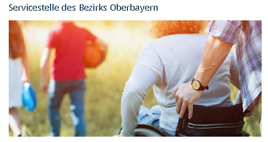 Servicestelle des Bezirk Oberbayern zum Bundesteilhabegesetz BTHG