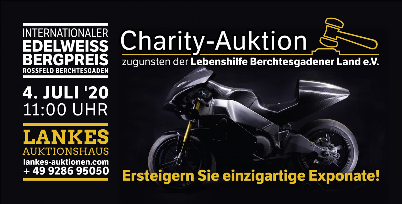 Charity Auktion für die Lebenshilfe Berchtesgadener Land - der Countown läuft!