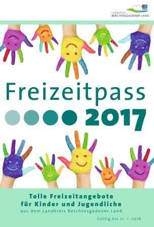 Freizeit Pass Berchtesgadener Land